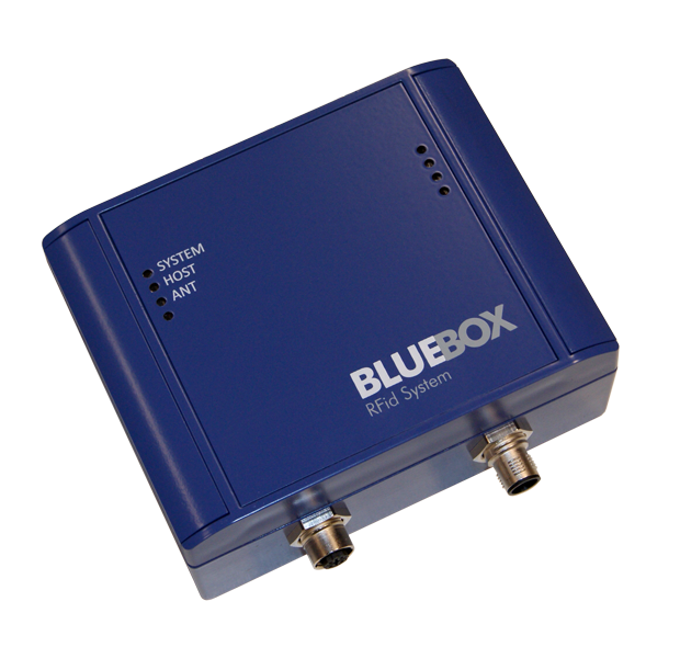 bluebox rfid reader advant sr ia