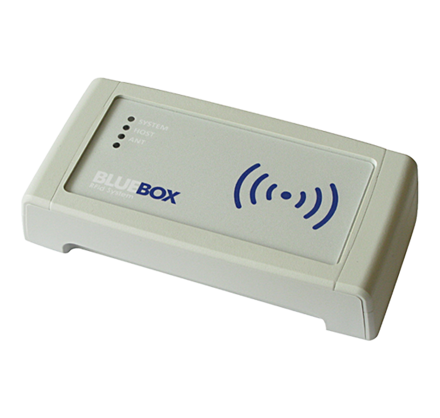 bluebox desktop reader